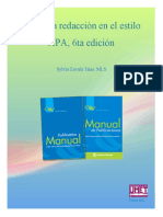 Manual Para Citas APA