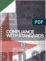 NASL Division 1 Sanctioning Request