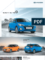 New Elite i20 Brochure 16PP 2018