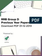 RRB Group d Previous Question Paper PDF 1-12-2013.PDF 61