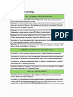 HPSCI Russia Report Findings and Recommendations