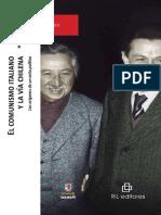 El Comunismo Italiano y La Vía Chilena - Alessandro Santoni