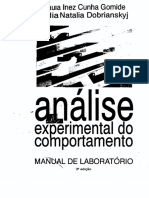 Gomide, P. I. C. & Dobrianskyj, L. N. (1993). An_lise experimental do comportamento - manual de laborat_rio.pdf