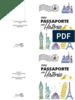 Meu Passaporte Pela História