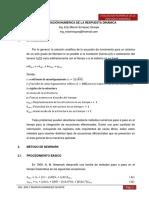 1. Evaluación Numérica de La Respuesta Dinámica