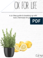 Detox for Life by Candice Batista