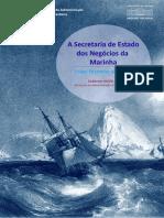 A Secretaria de Estado Dos Negócios Da Marinha Com Ficha Final