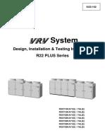 VRV II RSXY R22