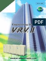 Vrv II Hp Hr 50 Hz r410a Ed39-226b