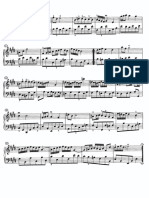 Bach Polonaise From French Suite No. 6