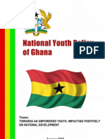 Ghana National Youth Policy
