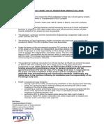 03152018 Preliminary Fact Sheet on Fiu Pedestrian Bridge Collapse