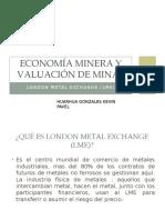 Economía Minera y Valuación de Minas-kevin Huarhua