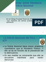 3clase 12-06 Accion Penal - Policia y Ministerio Publico