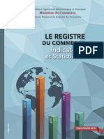 Statistiques CNRC 2015