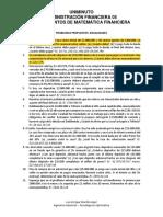 04 Matematicas Financieras - Anualidades Ejercicios