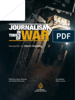 Journalism in Times of War - Al Jazeera Institute