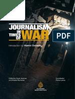 Journalism in Times of War - Al Jazeera Institute