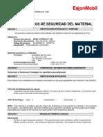 Msds 03 - Mobil Hydraulic 10w