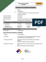 Msds 42 - Borax Flux 200 - Soldadura