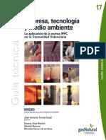 Juan Antonio Tomás Carpi_Empresa, Tecnología y Medio Ambiente. La Aplicación de la Norma IPPC en la Comunidad Valenciana.pdf