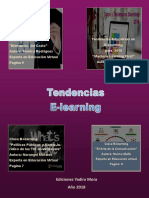 "Revista ""Tendencias  E-learning"""