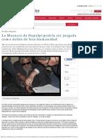 La Masacre de Napalpí