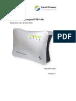 SolarPower Manager v1.0-En