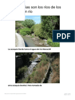 Las acequias son los ríos de los pueblos sin río - [Granada por una Nueva Cultur