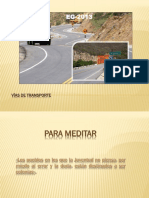 1.3 Área de Vías y Transporte