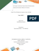 Unidad 1 Fase 2 de Expresión de Opiniones y Juicios Grupo 102607_1 Katerin Mercado