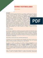 ODA Sindromes Vestibulares