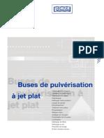 Buses à jet plat