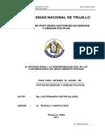 Tesis Doctorado - Luis Pastor Salazar