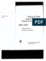 3. Ernest Burgess - The growth of the City.pdf