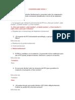Cuestionario Tema 3
