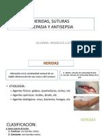 HERIDAS-SUTURAS
