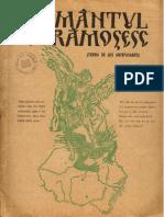 Pamantul Stramosesc anul I, nr. 1, 1952