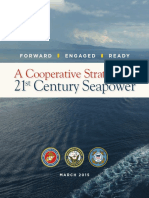 2015 US Seapower Strategy