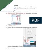 Cara Aktivasi IDM Terbaru Full