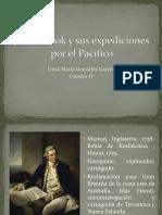 Unidad 3 James Cook y Sus Expediciones - Luisa González