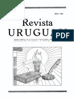 Revista Uruguay - N15 - Abril 1946
