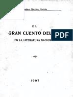 Wast, Hugo, El Gran Cuento Del Tío en La Literatura Nacional