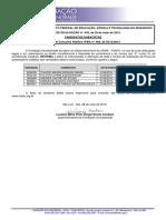 038 Concurso REIT Edital Nº 022014