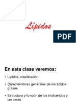 Bioquímica- clase 1