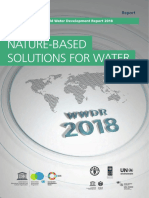Nature Based Solutions for Water