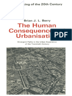 BERRY_the Human Consequences of Urbanization