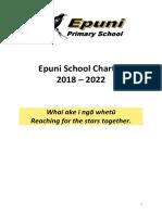 epuni school charter 2018-22