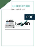 Manual Tasven