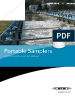 Portable Sampler WTW
